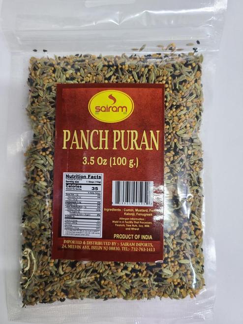 Sairam, Panchpuran -  100gm