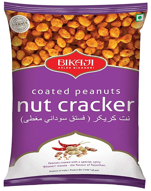 Bikaji, Coated Peanuts Nut Cracker - 400 g