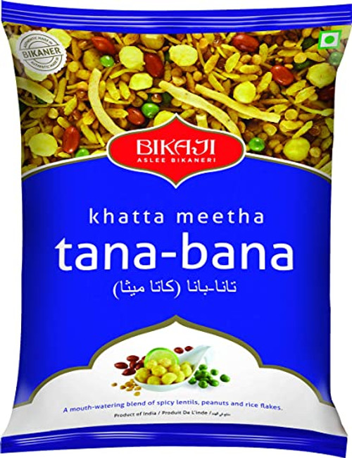 Bikaji, Tana Bana Khatta Meet - 400 g