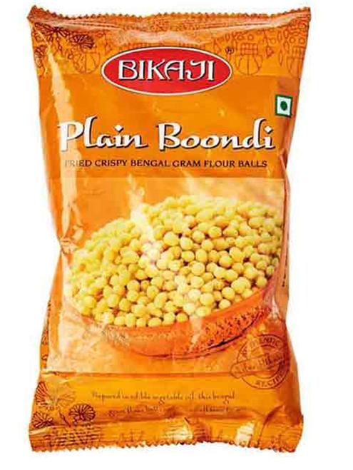 Bikaji, Plain Boondi - 400 g