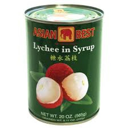 Asian Best,  Lychee  in Syrup
