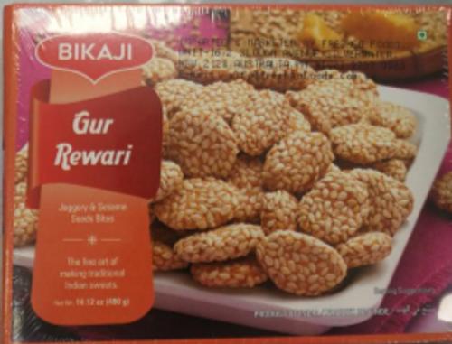 Bikaji, Gur Rewari - 350gm