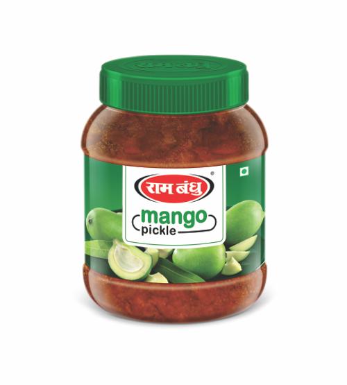 Ram Bandhu,  Mango Pickle - 350gm