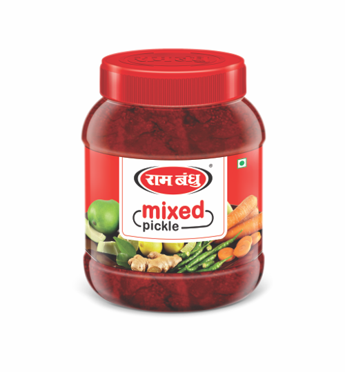 Ram Bandhu,  Mixed Pickle - 350gm