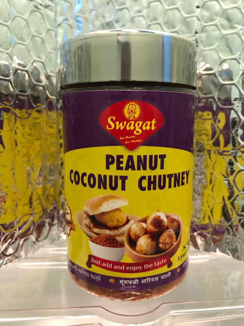 Swagat,  Peanut Coconut Chutney Powder - 100gm