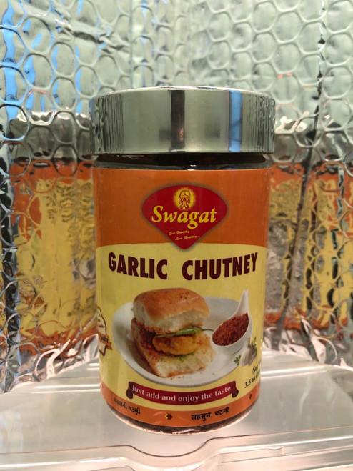 Swagat,  Garlic Chutney  - 100gm