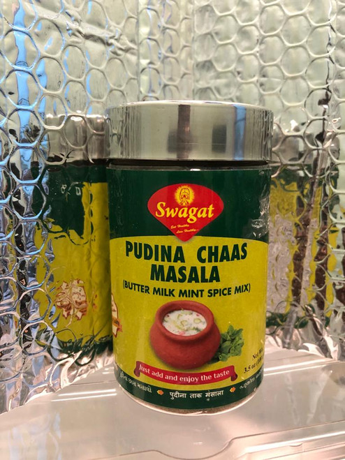 Swagat,  Pudina Chaas Masala  - 100gm