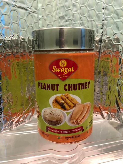 Swagat,  Peanut Chutney  - 100gm