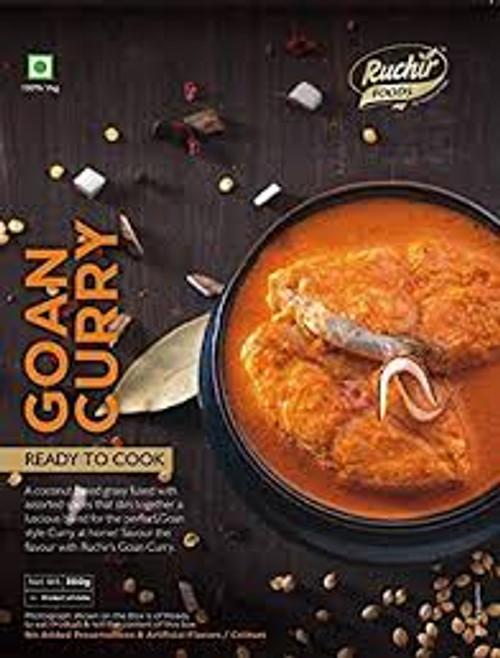 Ruchir Foods, Goan Curry - 300gm