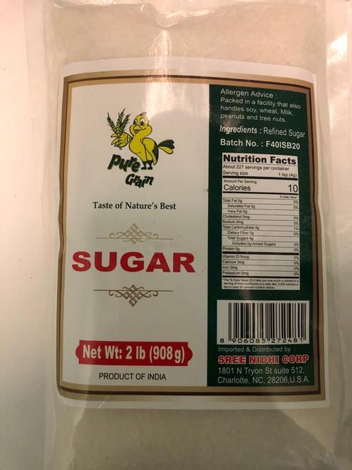 PureGrain,  Indian Sugar