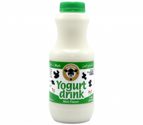 Karoun Dairies, Yogurt Drink with Mint