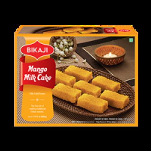 Bikaji, Mango Milk Cake - 400gm