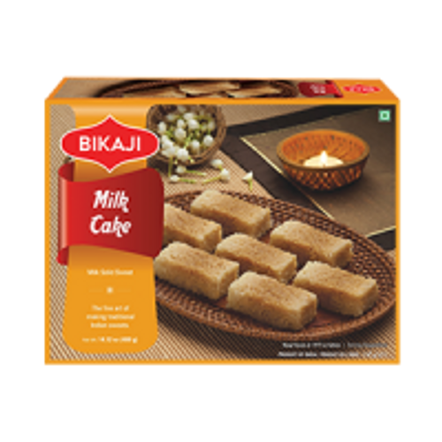 Bikaji, Milk Cake - 400gm