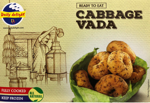 Daily Delight,  Cabbage Vada - 300gm