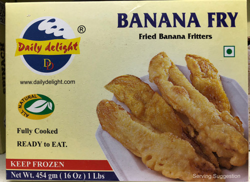 Daily Delight,  Banana Fry - 454gm
