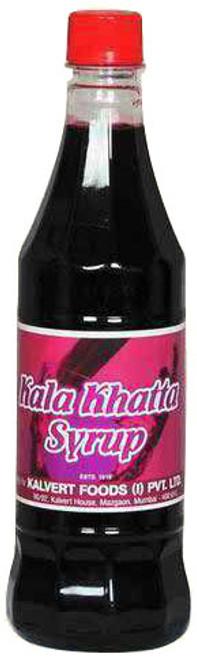Kalvert Foods, Kala Khatta Syrup - 700ml