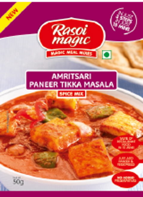 Rasoi Magic, Amritsari Paneer Tikka Masala - 50gm