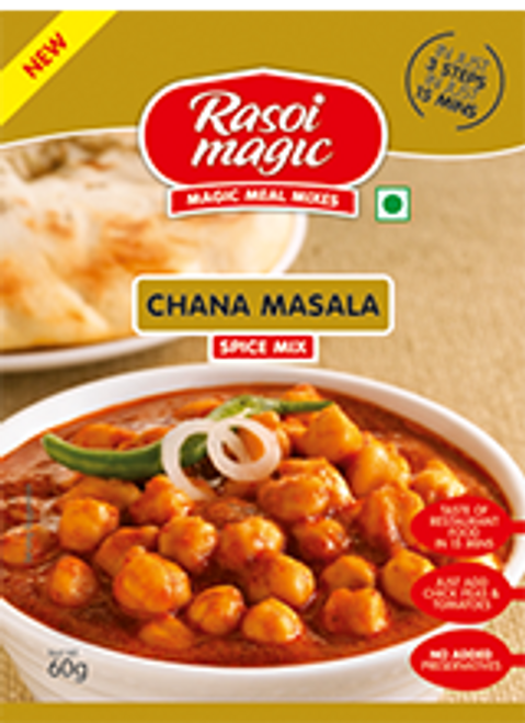 Rasoi Magic, Chana Masala - 50gm