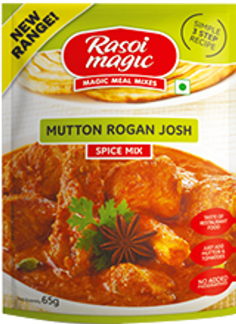Rasoi Magic, Mutton Rogan Josh - 50gm