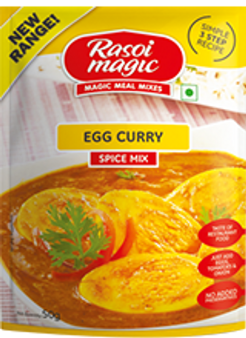 Rasoi Magic, Egg Curry - 50gm