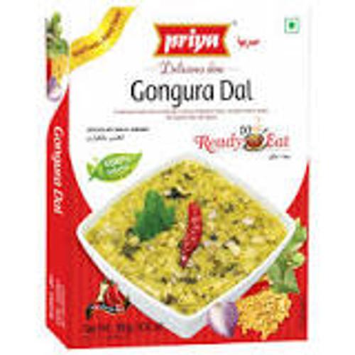 Priya, Ready To Eat Gongura Dal - 300gm