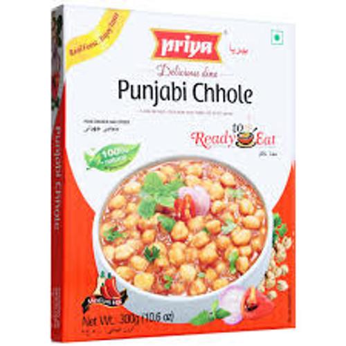 Priya, Ready To Eat Punjabi Chhole - 300gm
