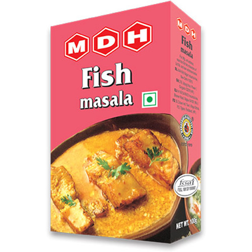 MDH, FISH MASALA - 100gm
