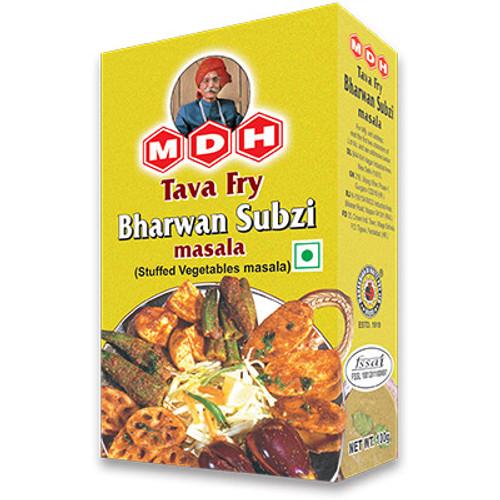 MDH, TAVAFRY BHARWAN SUBZI MASALA - 100gm