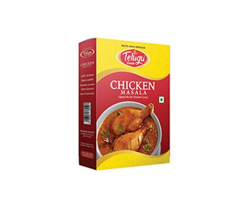 Telugu Foods, Chicken Masala - 80gm