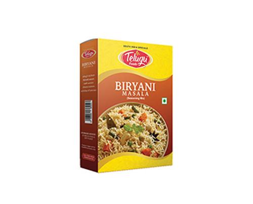Telugu Foods, Biryani Masala - 80gm