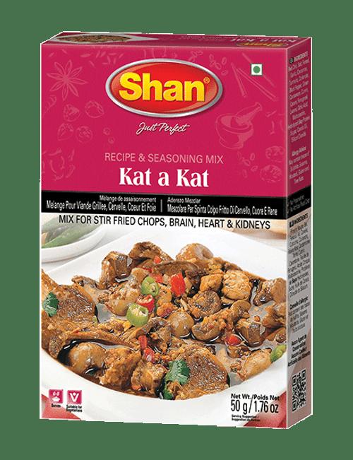 Shan, KAT A KAT MIX - 50gm
