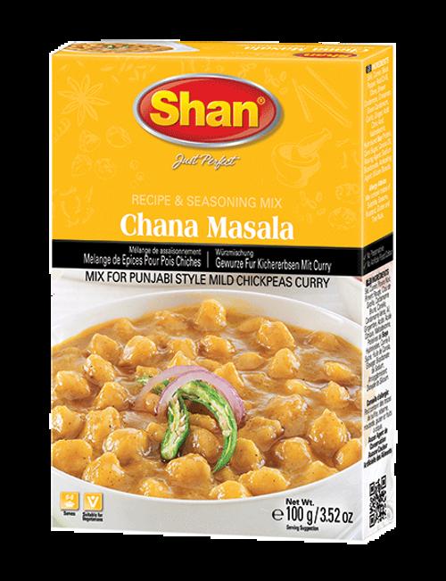 Shan, CHANA MASALA - 100gm
