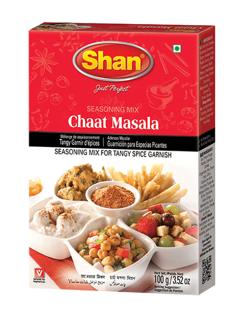 Shan, CHAAT MASALA - 100gm