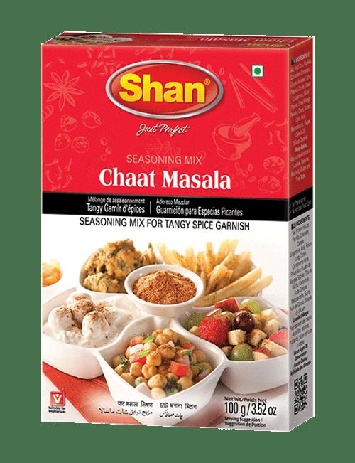Shan, CHAAT MASALA - 100gm