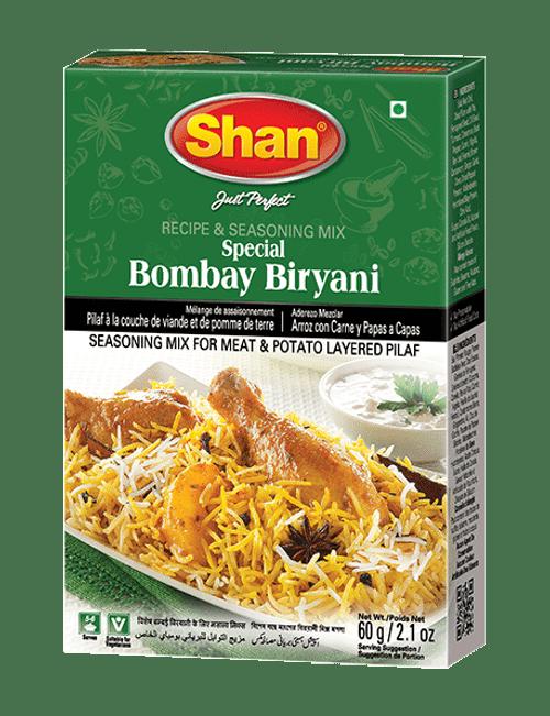 Shan, BOMBAY BIRYANI MIX - 60gm