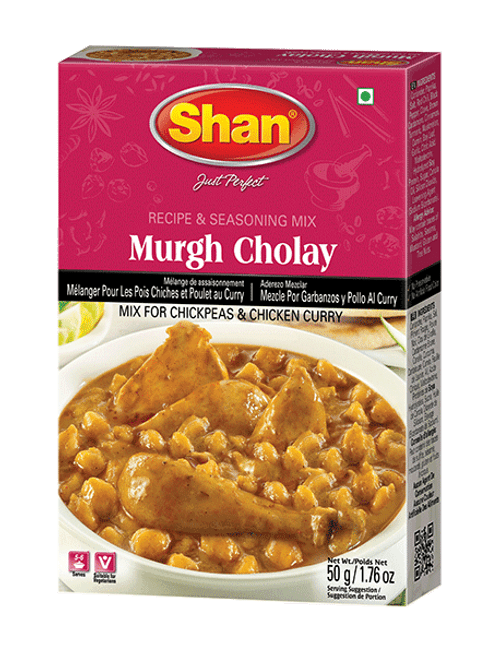 Shan, MURGH CHOLAY - 50gm