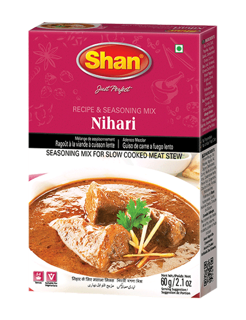 Shan, NIHARI MIX - 60gm