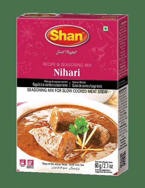 Shan, NIHARI MIX - 60gm