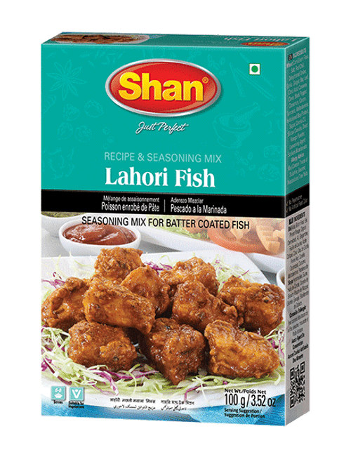 Shan, LAHORI FISH - 100gm