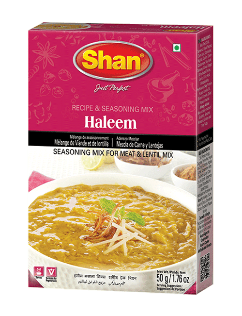 Shan, HALEEM MIX - 50gm