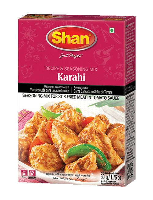 Shan, KARAHI MIX - 50gm