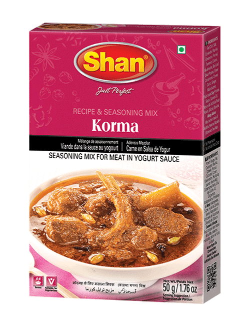 Shan, KORMAMIX - 50gm