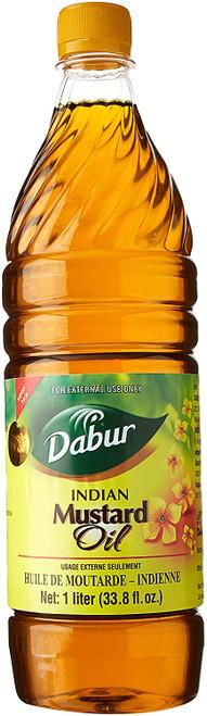 Dabur, Mustard Oil - 1L