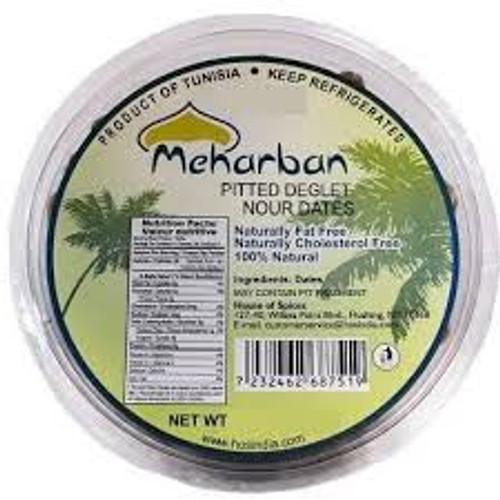 Meharban, Pitted Deglet Nour Dates - 795gm