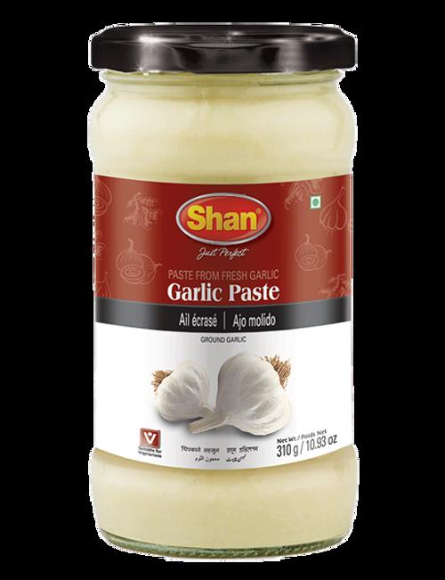 Shan, GARLIC PASTE-310G