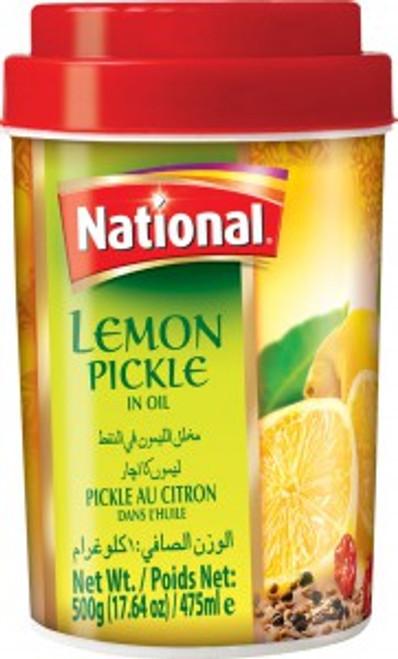 National Foods, Lemon Pickle - 2.2lb