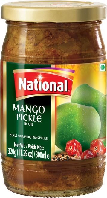 National Foods, Mango Pickle - 2.2lb