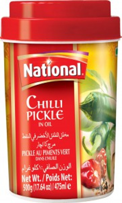 National Foods, Chilli Pickle - 2.2lb