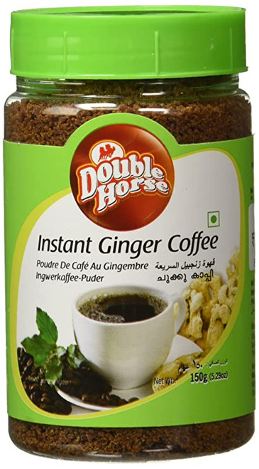 Double Horse,  Instant Ginger Coffee - 150 Gms