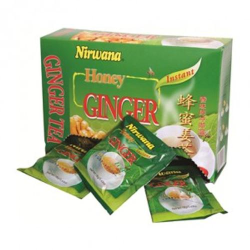 Nirwana, Honey Ginger Tea - 18gm X 20 sachets